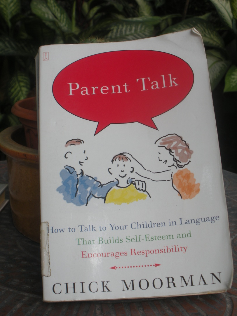 Book Review: Parent Talk by Chick Moorman | In the Pursuit ...